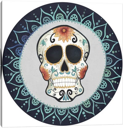 Day of the Dead Collection G Canvas Art Print