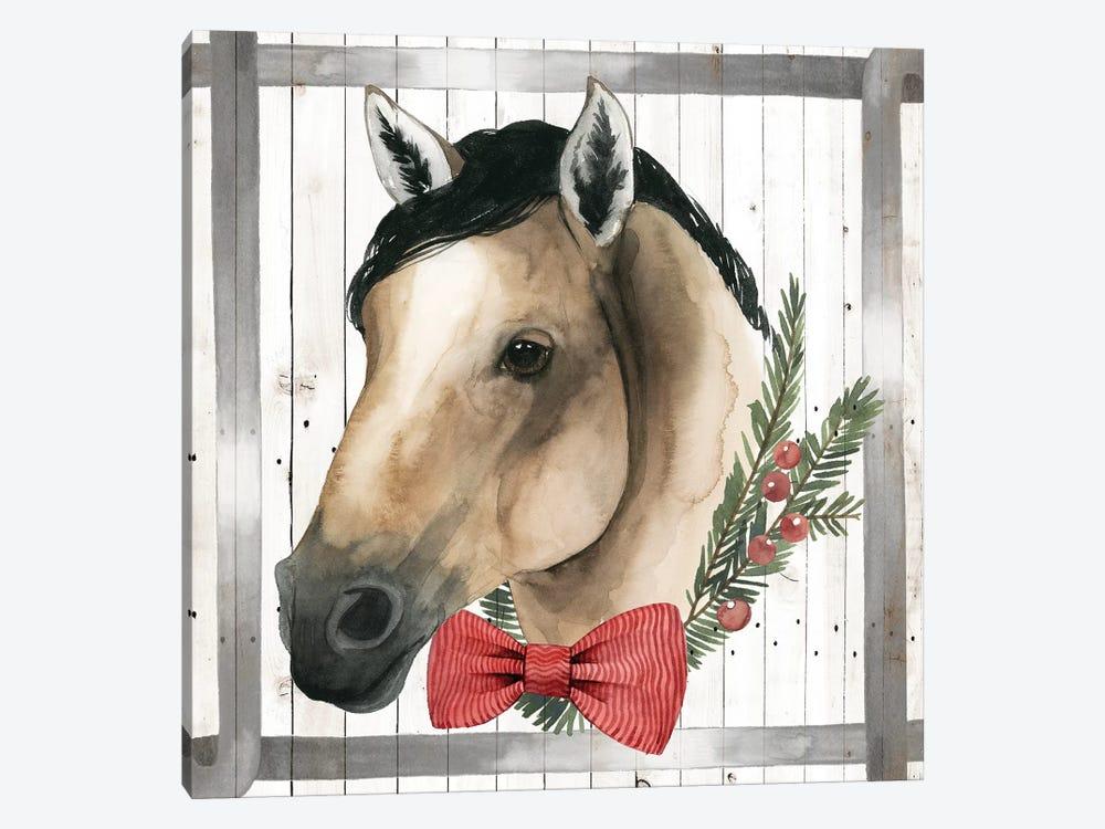 Festive Farm Collection G by Grace Popp 1-piece Canvas Art