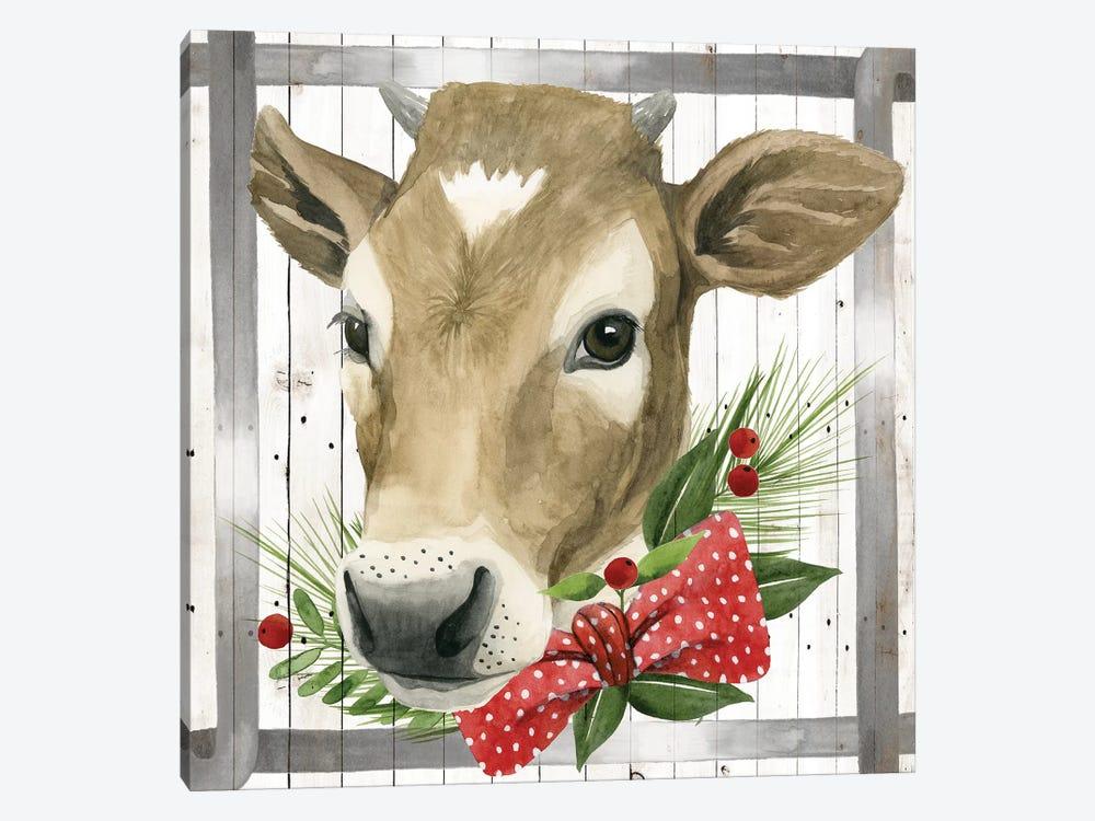 Festive Farm Collection H by Grace Popp 1-piece Canvas Art Print