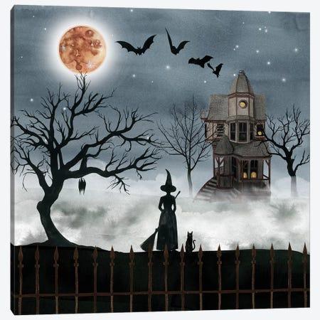 Harvest Moon I Canvas Print #POP1740} by Grace Popp Canvas Artwork
