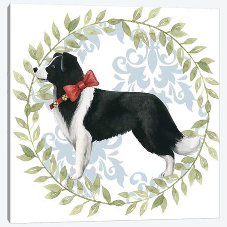 Santa's Farm Collection G Canvas Print #POP1794} by Grace Popp Canvas Artwork