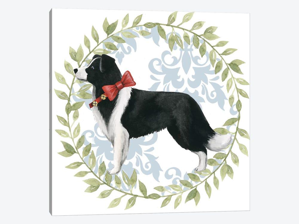 Santa's Farm Collection G by Grace Popp 1-piece Canvas Print