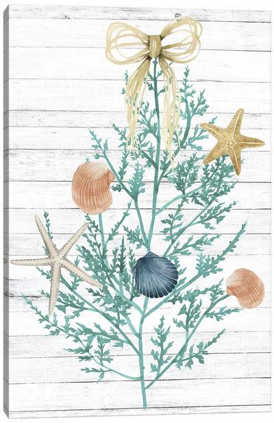 Seas & Greetings Collection B Canvas Art Print