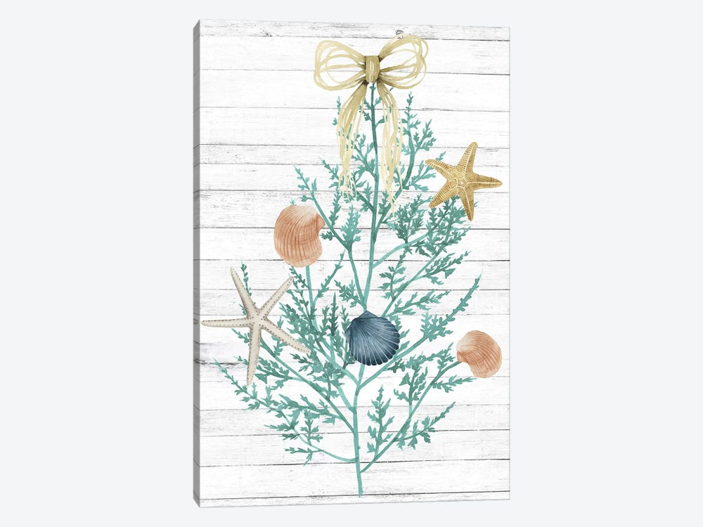 Seas & Greetings Collection B by Grace Popp 1-piece Canvas Artwork