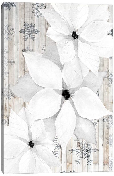 Sophisticated Christmas Collection F Canvas Art Print