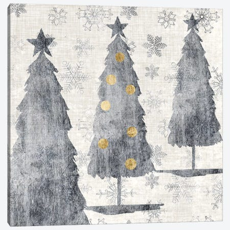 Sophisticated Christmas Collection G Canvas Print #POP1807} by Grace Popp Canvas Artwork