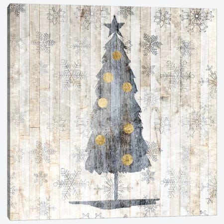 Sophisticated Christmas II Canvas Print #POP1810} by Grace Popp Canvas Art