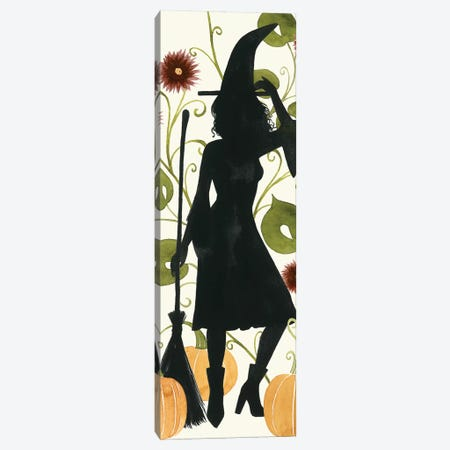 The Witch's Garden Collection B Canvas Print #POP1837} by Grace Popp Art Print