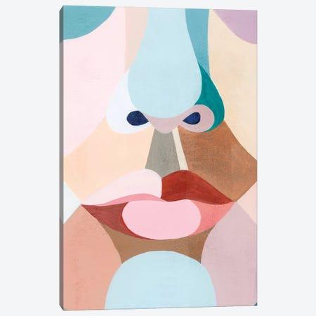 Delicate Features I Canvas Print #POP1874} by Grace Popp Canvas Art Print