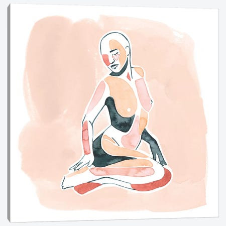 Desert Dancer II Canvas Print #POP1877} by Grace Popp Canvas Print