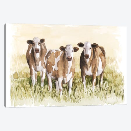 Golden Graze I Canvas Print #POP1890} by Grace Popp Canvas Artwork