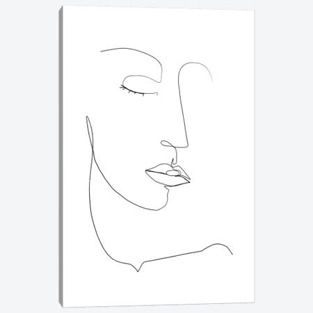 Memory of Her II Canvas Print #POP1901} by Grace Popp Canvas Art