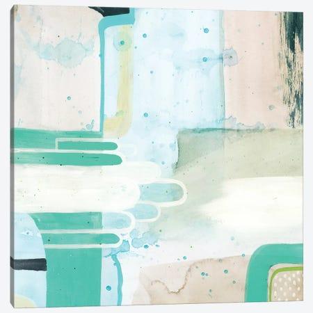 Minted Storm II Canvas Print #POP1903} by Grace Popp Canvas Art