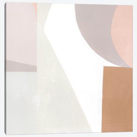 Pastel Eclipse IV Canvas Print #POP1920} by Grace Popp Canvas Artwork