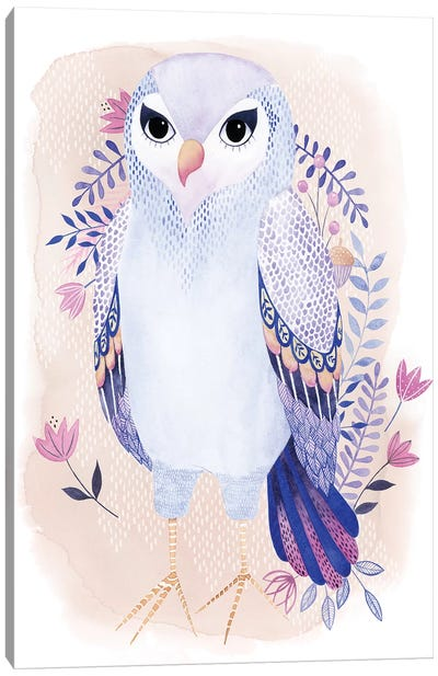 Enchanting Forester III Canvas Art Print