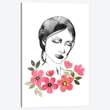 Daydreamer I Canvas Print #POP1983} by Grace Popp Canvas Artwork