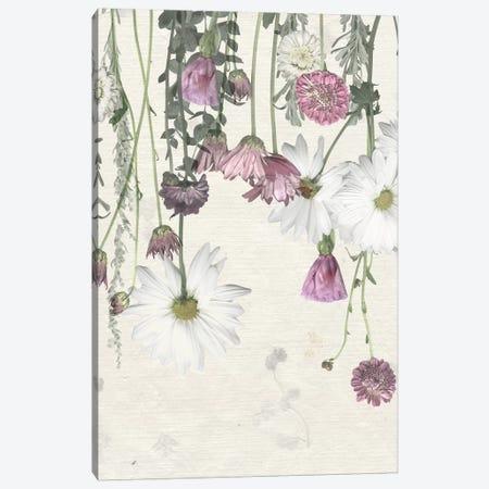 Flower Veil II Canvas Print #POP1997} by Grace Popp Canvas Art