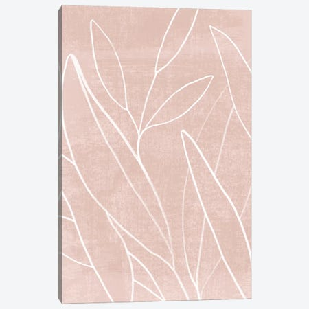Mauve Magic I Canvas Print #POP2012} by Grace Popp Canvas Art