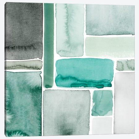Mist & Mend I Canvas Print #POP2014} by Grace Popp Canvas Art Print