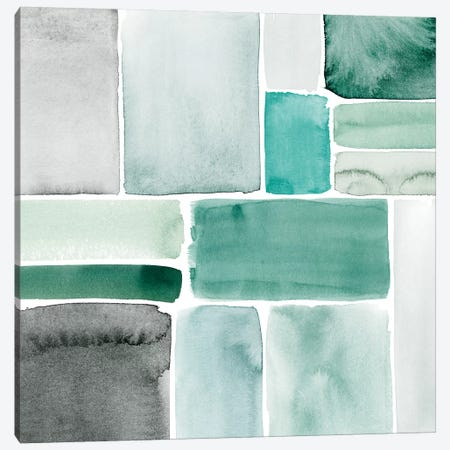 Mist & Mend II Canvas Print #POP2015} by Grace Popp Canvas Print