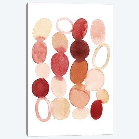 Organic Cairn I Canvas Print #POP2022} by Grace Popp Canvas Art Print