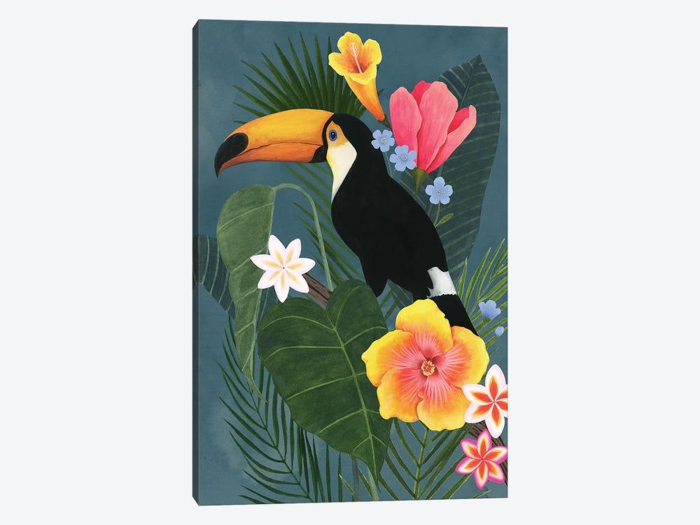 Tropical Wilderness II by Grace Popp 1-piece Canvas Art