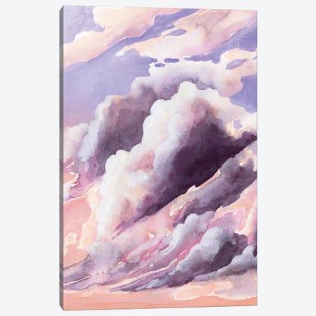 Amethyst Cumulus I Canvas Print #POP2056} by Grace Popp Canvas Print
