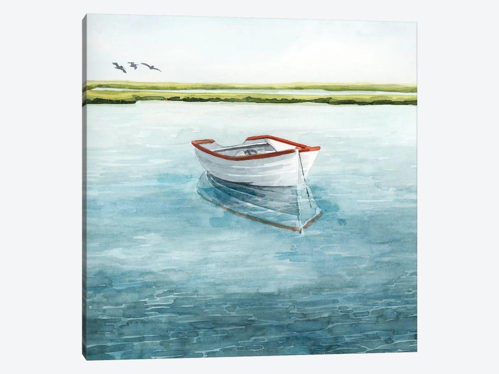 Anchored Bay II by Grace Popp 1-piece Art Print