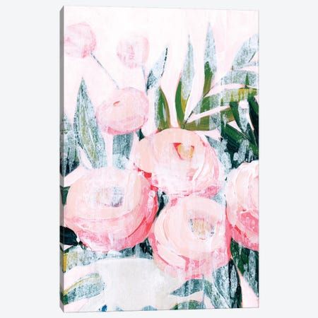 Bleached Bouquet IV Canvas Print #POP2065} by Grace Popp Canvas Art