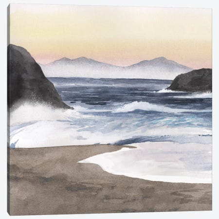 Breaking Point I Canvas Print #POP2066} by Grace Popp Canvas Artwork
