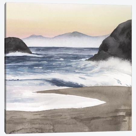 Breaking Point II Canvas Print #POP2067} by Grace Popp Canvas Wall Art