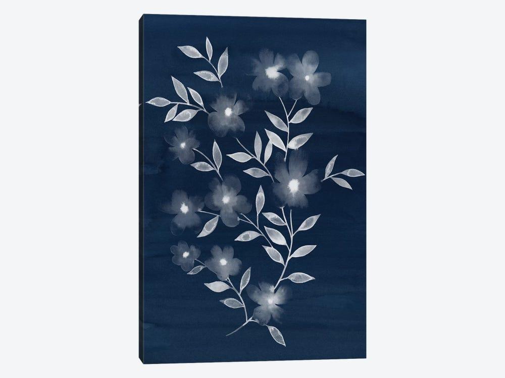 Flower Cyanotype II by Grace Popp 1-piece Art Print