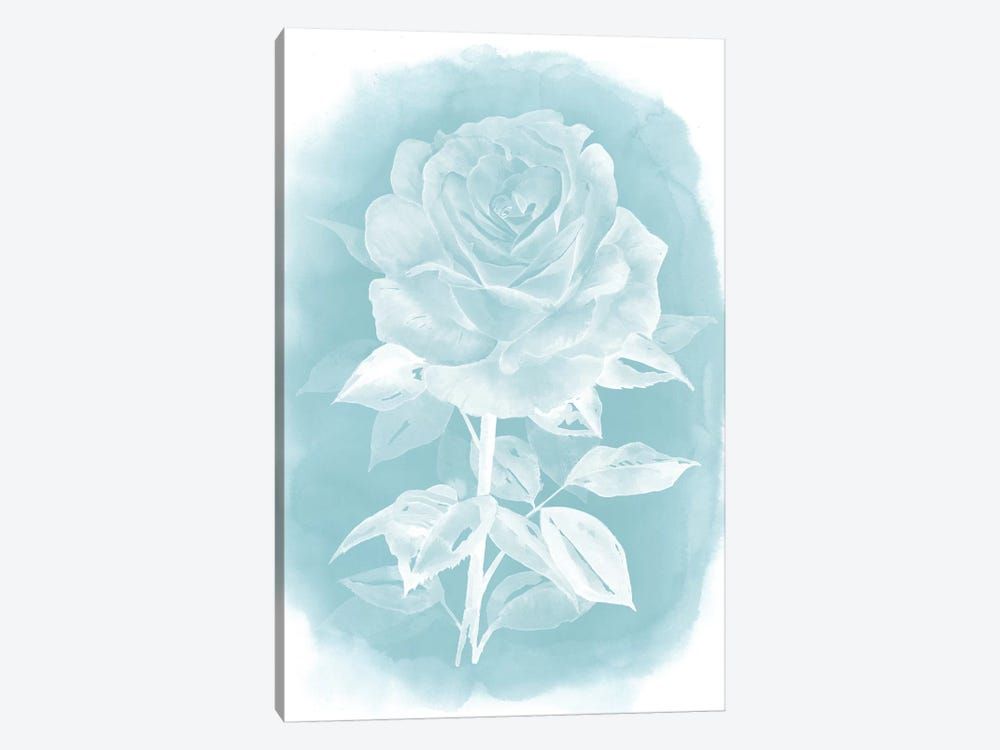 Ghost Rose I 1-piece Canvas Wall Art