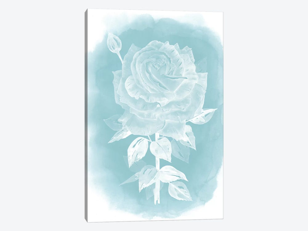Ghost Rose II by Grace Popp 1-piece Canvas Artwork