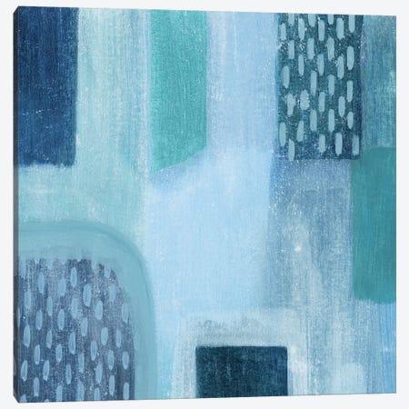 Waterfall Whisper I Canvas Print #POP2137} by Grace Popp Canvas Art