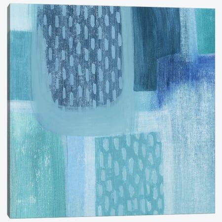 Waterfall Whisper III Canvas Print #POP2139} by Grace Popp Canvas Print
