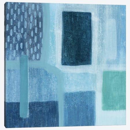 Waterfall Whisper IV Canvas Print #POP2140} by Grace Popp Canvas Artwork