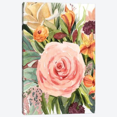 West Flora I Canvas Print #POP2141} by Grace Popp Canvas Wall Art