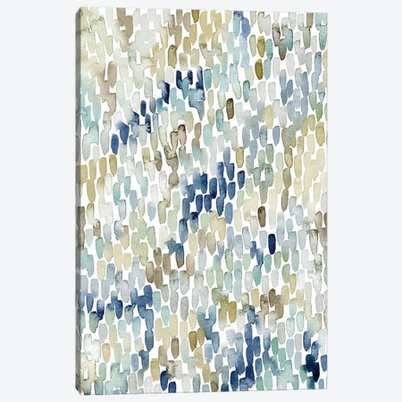 River Wavelets I Canvas Print #POP2162} by Grace Popp Canvas Wall Art