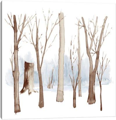 Cypress Sounds II Canvas Art Print
