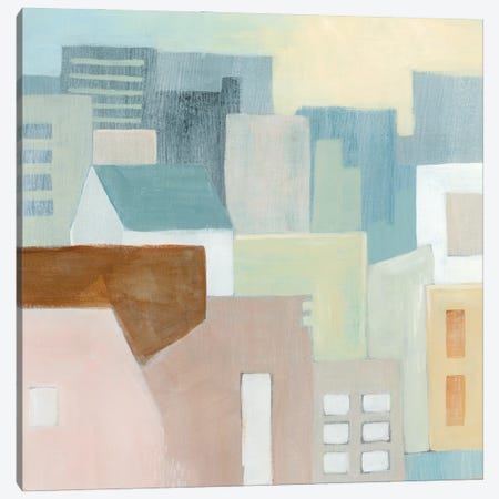 Eastside I 3-Piece Canvas #POP2170} by Grace Popp Canvas Print