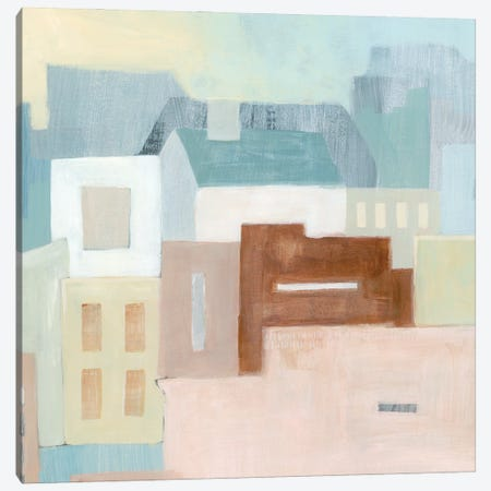 Eastside II 3-Piece Canvas #POP2171} by Grace Popp Canvas Print