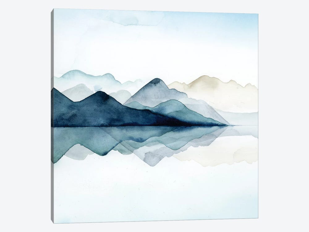 Glacial I by Grace Popp 1-piece Canvas Print