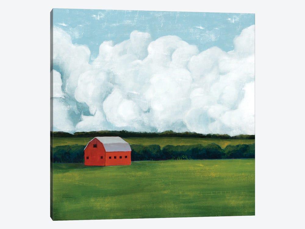 Lone Barn I by Grace Popp 1-piece Canvas Art