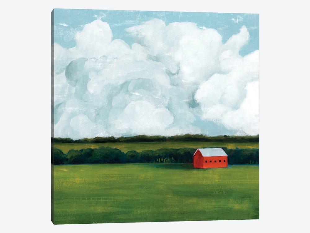 Lone Barn II by Grace Popp 1-piece Art Print