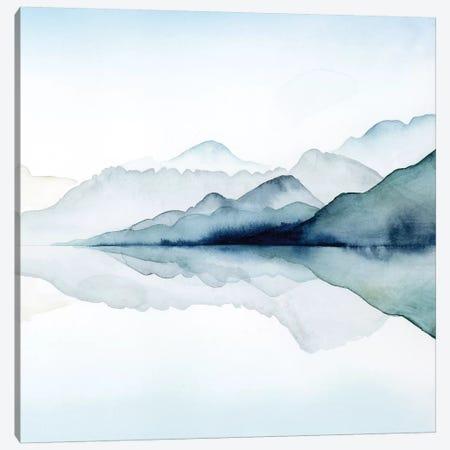 Glacial II Canvas Print #POP218} by Grace Popp Canvas Art Print