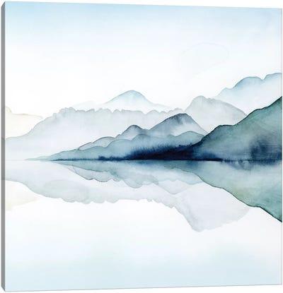 Glacial II Canvas Art Print