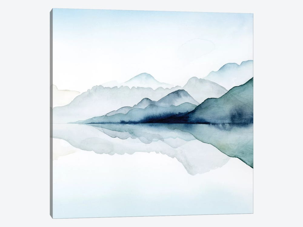 Glacial II by Grace Popp 1-piece Canvas Art