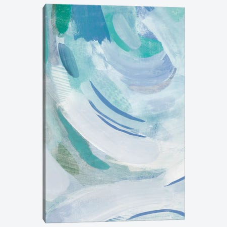 Beneath the Wave I Canvas Print #POP2190} by Grace Popp Canvas Art Print