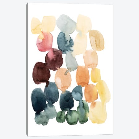 Desert Stones I Canvas Print #POP2192} by Grace Popp Canvas Print